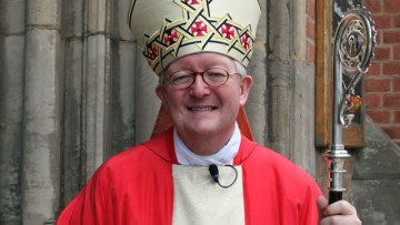 Archbishop Longley welcomes Papal Visit to Birmingham