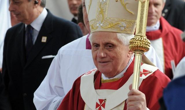 Benedict XVI: 1927 - 1953
