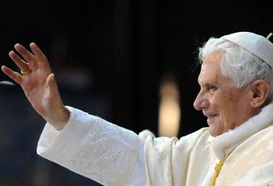 Pope Benedict XVI on Newman