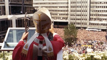 John Paul II Holy Mass In Westminster Cathedral