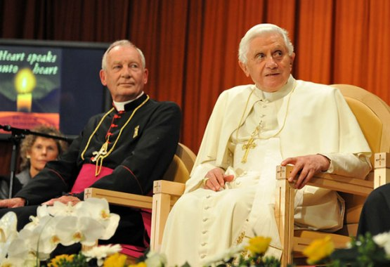 Holy Father's Address to Safeguarding Professionals