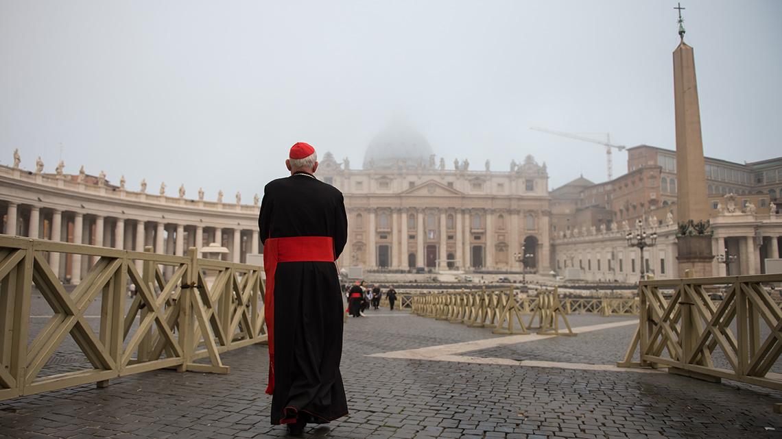 Cardinal St Peter's Square
