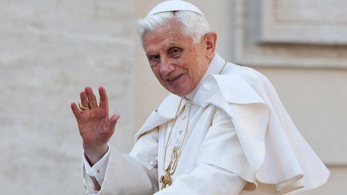 What is a Pope and what does he do?