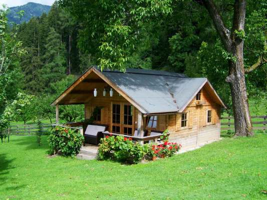 do more with less tiny house