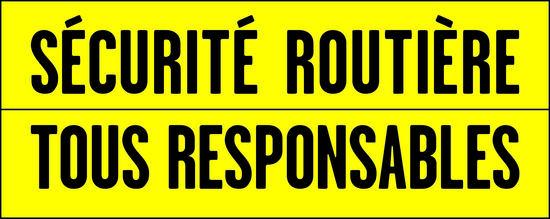Sécurité Routière Tous Responsable