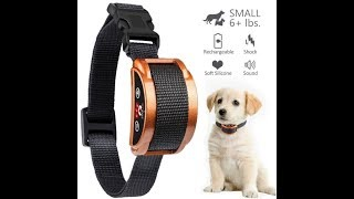 Anti Bark Dog Training Collar - Anti-Bark Dog Training Collar