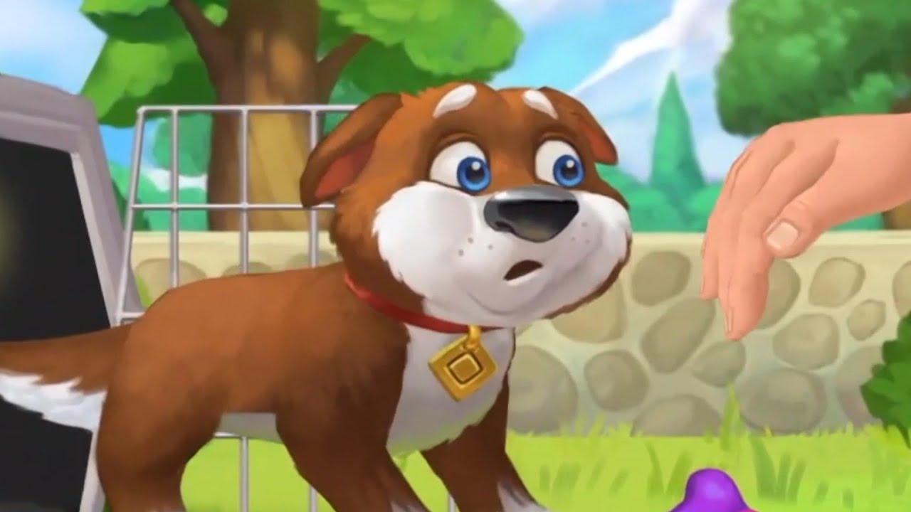 Gardenscap Dog training gameplay walkthrough iOS Android gameplay part 4 - Gardenscap Dog training gameplay walkthrough iOS, Android gameplay part-4