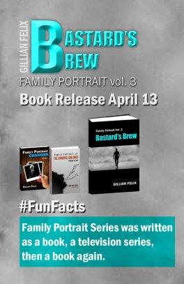 Family Portrait fun fact 1