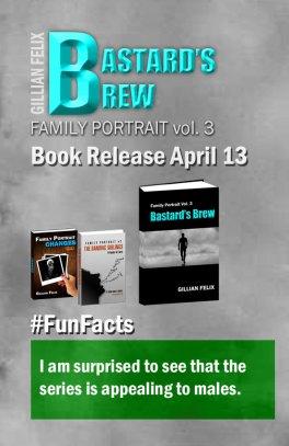 Family Portrait series fun fact 10