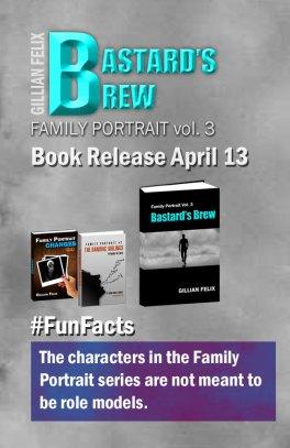 Family Portrait series fun fact 12