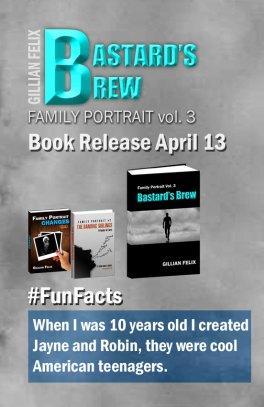 Family Portrait series fun fact 5