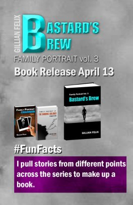 Family Portrait series fun fact 9