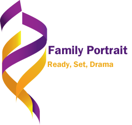 Family Portrait Logo created by Sherrian Felix