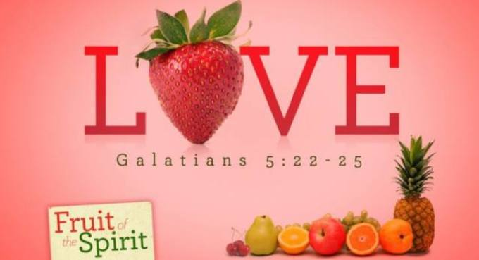 """Image result for THE FRUIT OF LOVE"""""""