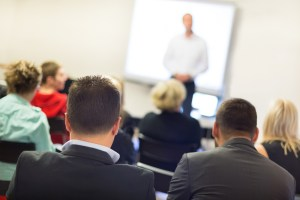 photograph of a divorce mediation training