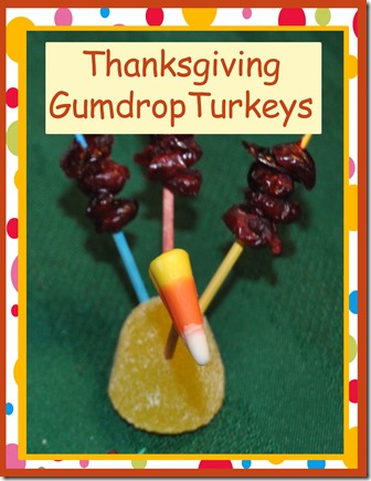 turkey gumdrop
