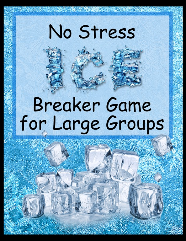 This Is A Fun Idea For An Ice Breaker Game Your Next Family Reunion Or Party It Even Work School Church Function