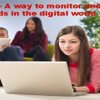 Monitor And Protect Your Kids in the Digital World