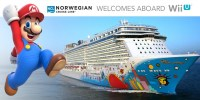 Wii U Now Offered On All Norwegian Cruises Fleet Wide