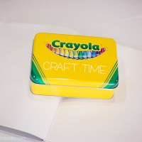 Craft Time with Crayola's Color Wonder