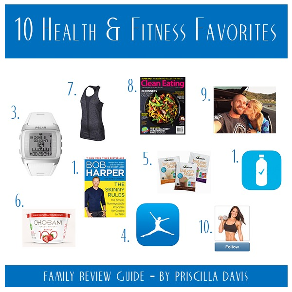 10-Health-and-Fitness-Favorites