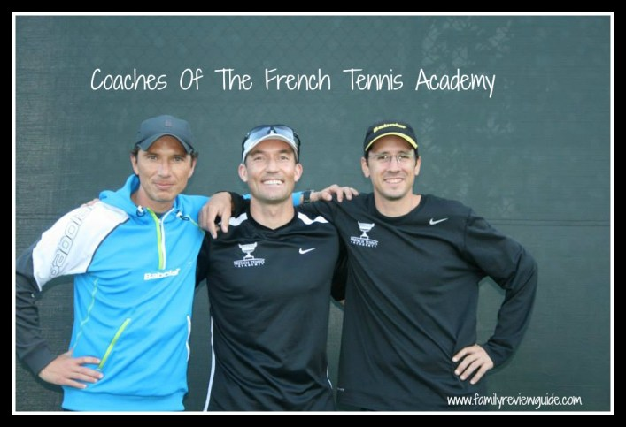 french tennis coaches