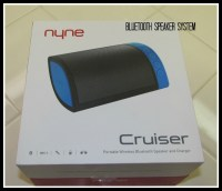 The Nyne Cruiser – A fantastic Bluetooth speaker