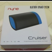 The Nyne Cruiser – A fantastic Bluetooth speaker