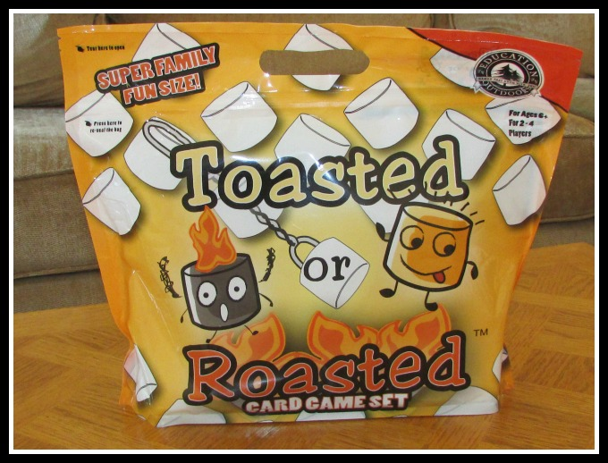 Toasted or Roasted Game