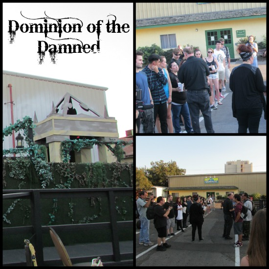 Knotts Scare School Dominion of the Damned