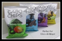 Cabo Chips are perfect for Cinco de Mayo!