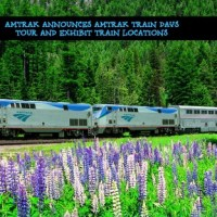 Amtrak Train Days are coming!!