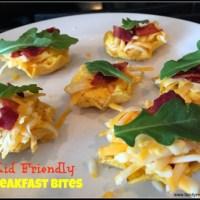 Kid Friendly Breakfast Bites