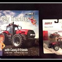 Casey & Friends Big Tractors is BIG fun!
