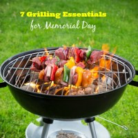 7 Grilling Essentials for Memorial Day