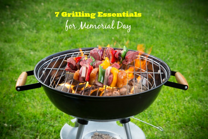 7 Grilling Essentials For Memorial Day Family Review Guide