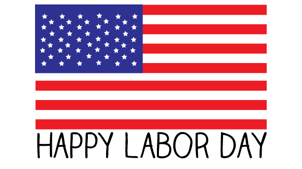 image about Closed Labor Day Printable Sign identified as 7 Labor Working day Printables - Spouse and children Evaluate Advisor