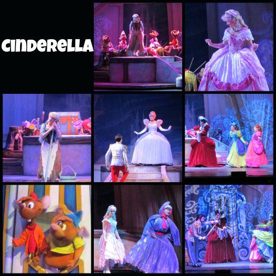 Disney Live Cinderella