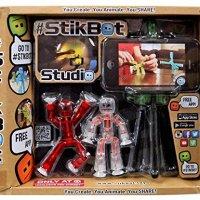 Stikbot make stop motion video fun!