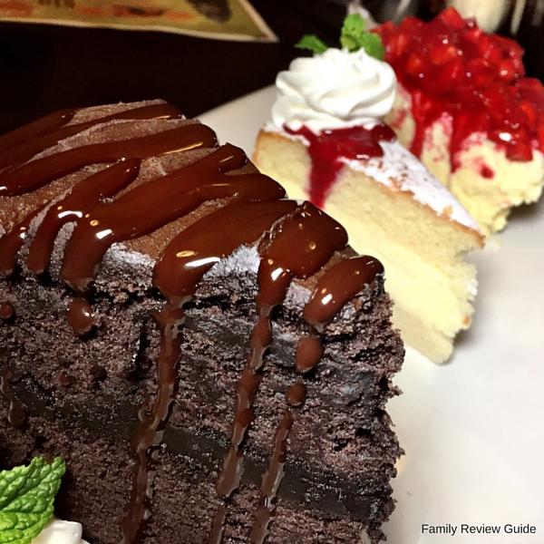 buca dessert