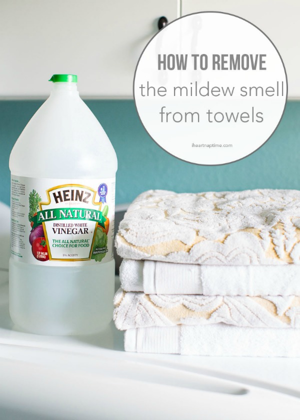 removing-smell-from-towels