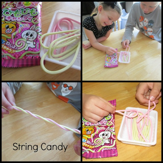 Tokyotreat String Candy