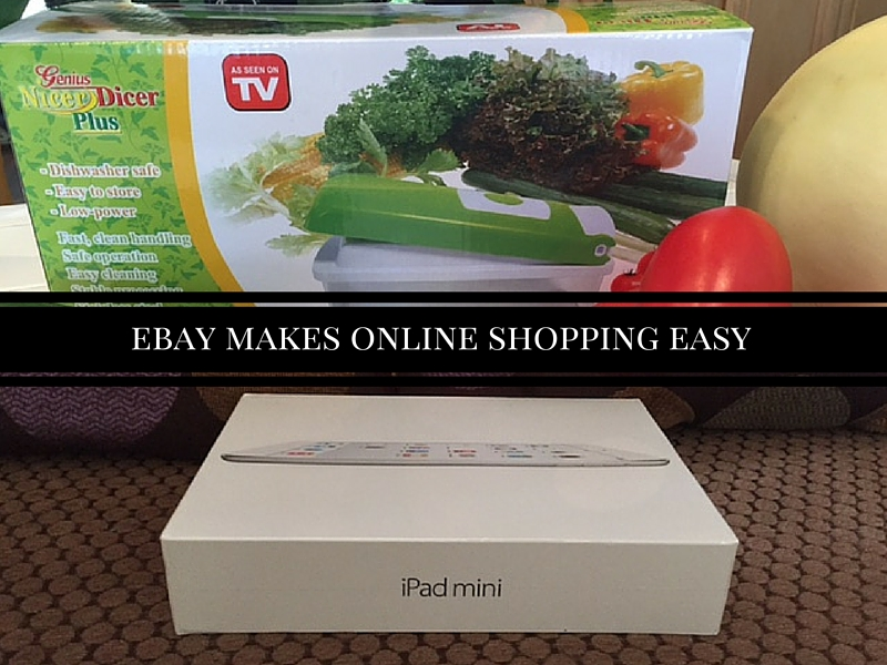 eBay Makes Online Shopping Easy - Family Review Guide
