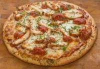 Chicken Parmesan Pizza Recipe