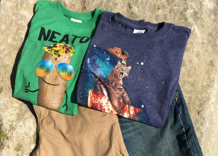 JCPenney Tees