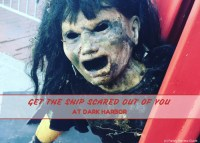 Get the Ship Scared Out Of You At Dark Harbor