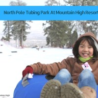 North Pole Tubing Park At Mountain High Resort