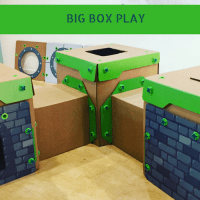 Big Box Play – Where Childhood and Creativity Connect