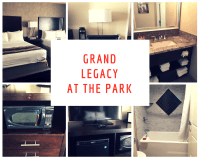 Convenience and Class At Grand Legacy At The Park