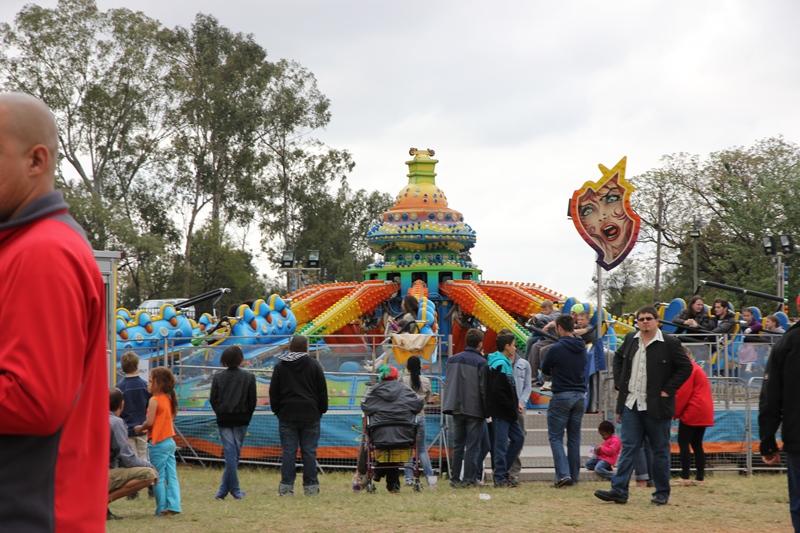 Oktoberfest Fahrgeschäfte